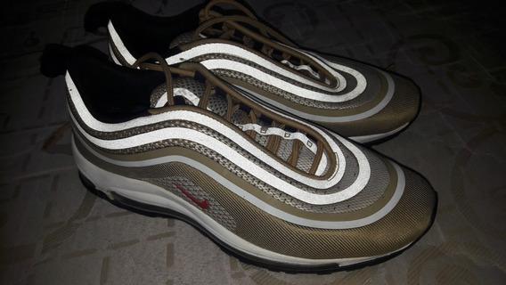 Zapatillas Nike Air Max Doradas