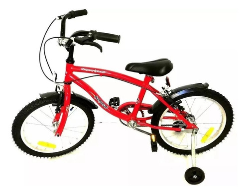 Bicicleta Robinson 0507 Rod16 Playera Std Varon Beiro Hogar
