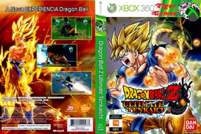Dragon Ball Ultimate Tenkaichi Xbox 360 Desbl0queado