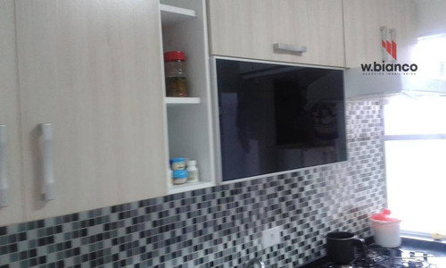 Apartamento Residencial À Venda, Rudge Ramos, São Bernardo Do Campo - Ap1480. - Ap1480