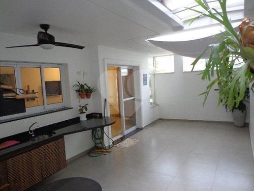 Casa De Condomínio 4 Dormitórios Próximo Ao Parque Severo Gomes !!!! - 375-im244046