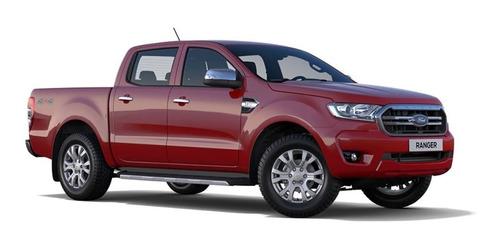 Ford Ranger (cabine Dupla) Ranger 3.2 Cd Xlt 4wd (aut) 2021