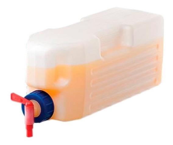Bote Para Agua En El Refri Mide 33x10x16 Cm 3.5 Lt Poco Uso