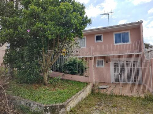 Imagem 1 de 30 de Casa A Venda No Bairro Uberaba Em Curitiba - Pr.  - 3909-1