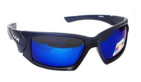 Óculos P/ Pesca Maruri Polarizado 6556 Anti-reflexo + Estojo