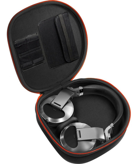 Fone De Ouvido Pioneer Headphone Hdj X10 Prata Hdj-x10-s Top