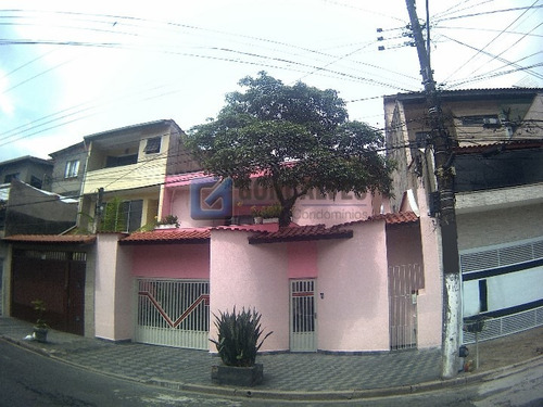 Venda Casa Sao Bernardo Do Campo Jardim Palermo Ref: 106260 - 1033-1-106260