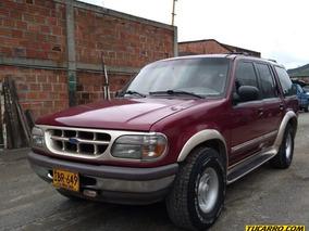 Ford Explorer Elite Xlt