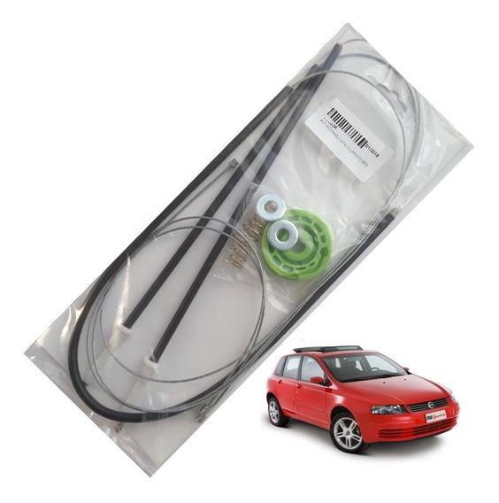 Fiat Stilo 4p Dianteiro - Reparo Maquina Vidro Eletrico