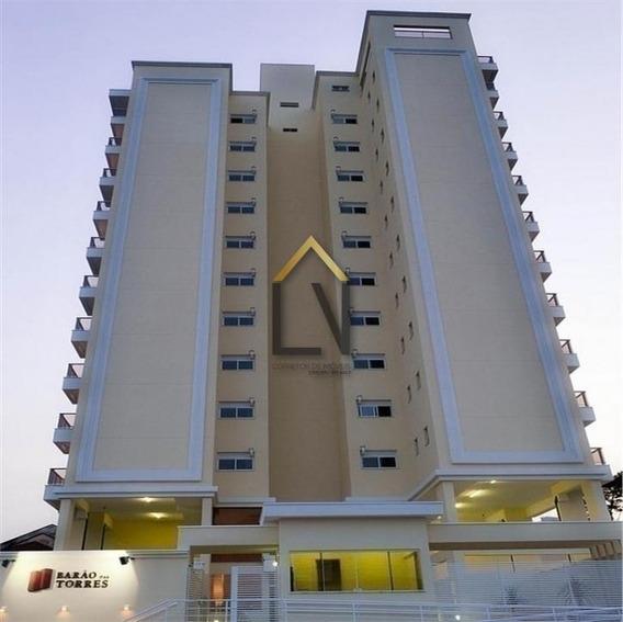 Apartamento Com 3 Dorms À Venda, 85 M² Por R$ 360.000 - Centro - Taubaté/sp - 20