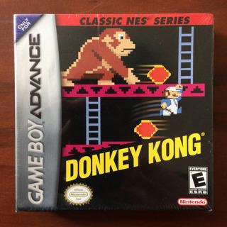 Donkey Kong Classic Nes Series - Game Boy Advance (2004)