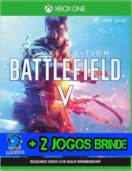 Battlefield Edição Deluxe - X Box One - M. Digital