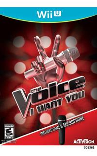 Paquete De La Voz Con Micrófono Wii U W15