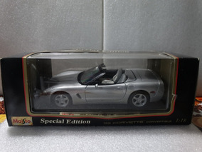 98 Corvette Convertible - Maisto - 1:18