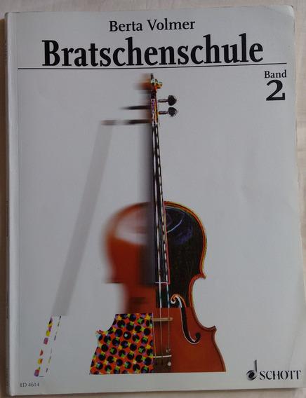 Método Berta Volmer Para Viola De Arco Vol. 2