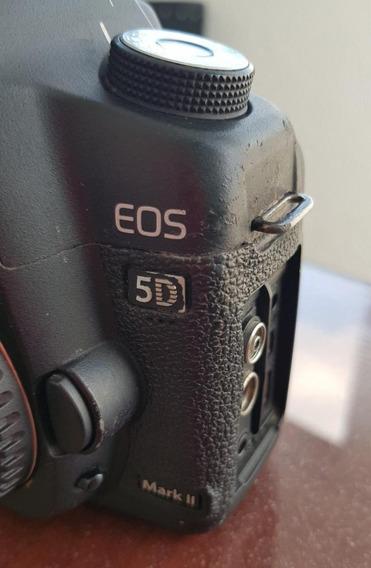 Câmera Canon 5d Mark Ii
