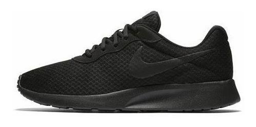 Tenis Deportivo Hombre Nike Tanjun Negro 001 100%originales