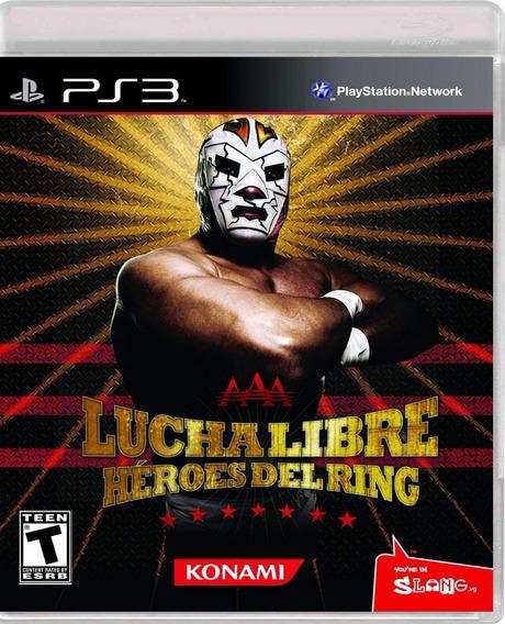 Aaa Lucha Libre Heroes Del Ring Ps3 Nuevo