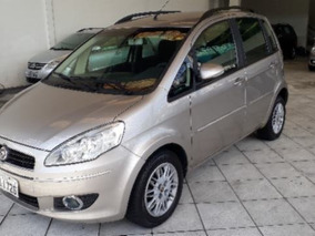 Fiat Idea 1.4 Attractive Flex 5p 2013 Bege