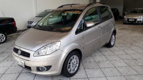 Fiat Idea 1.4 Attractive Flex 5p 2013 Bege