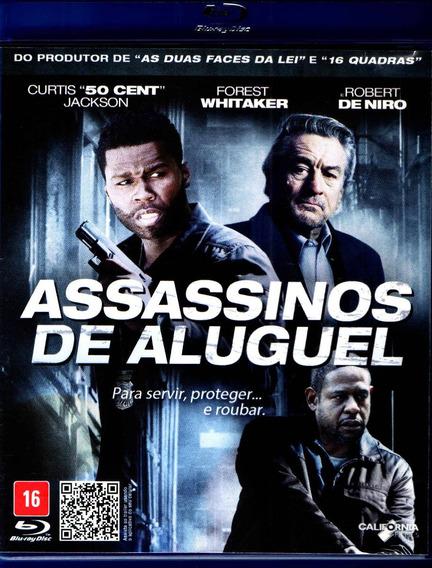 Bluray Assassinos De Aluguel - Original - Frete Gratis