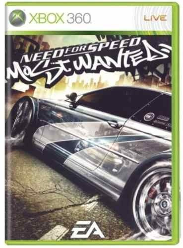 Need For Speed Most Wanted 2005 Xbox 360 Original