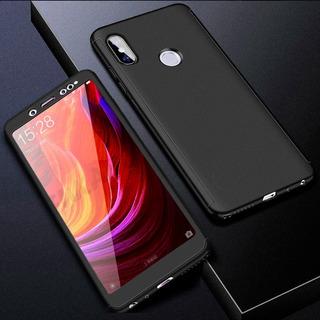 Funda 360 Para Xiaomi Mi 8 Lite Cristal Templado Completa