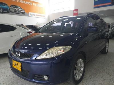 Mazda 5 At 2008 Azul