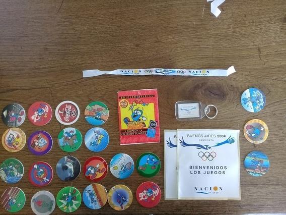Tazos Juegos Olímpicos Atlanta 96