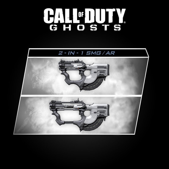 Ripper + Maverick - Cod Ghosts - Playstation 3 - Instale Já