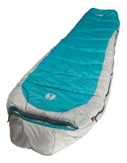 Sleeping Coleman Momia Alta Montaña. Bolsa Para Acampar