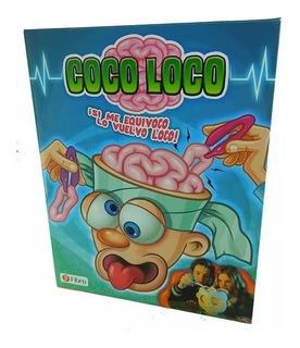 Coco Loco Si Me Equivoco Lo Vuelvo Loco Colores En Fuga Kids