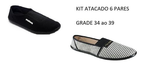 4756a5fb2 Kit Sapatos Pra Revender Moleca - Sapatos com o Melhores Preços no ...