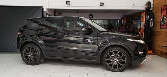 Land Rover - Evoque Dynamic 5d Aut. 2013 Blindada