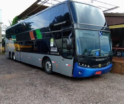 Ônibus Busscar Panorâmico 1800 Dd Leito Impecável Motor Novo