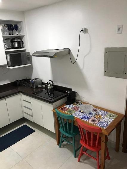 Kitnet Em Centro, São Vicente/sp De 48m² 1 Quartos À Venda Por R$ 95.000,00 - Kn332868