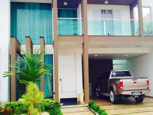 Sobrado Com 3 Dormitórios À Venda, 230 M² Por R$ 910.000,00 - Condomínio Villagio Milano - Sorocaba/sp - So0041 - 67640491