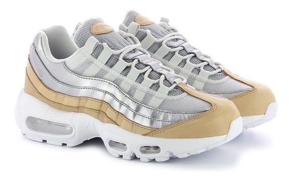 Zapatillas Nike Air Max 95 Se Premium Mujer (ah8697-002)