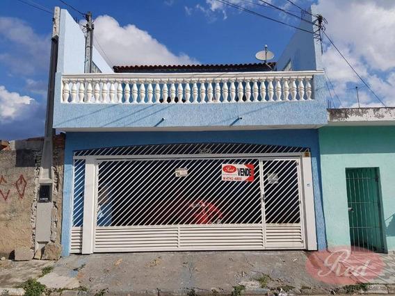 Sobrado Na Vila Urupês- Suzano - So0267