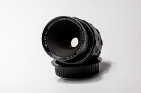 Objetiva Macro Pentax / Takumar 50mm/ 4 - Belíssima!