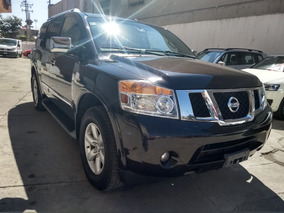 Nissan Armada 2013 4x4
