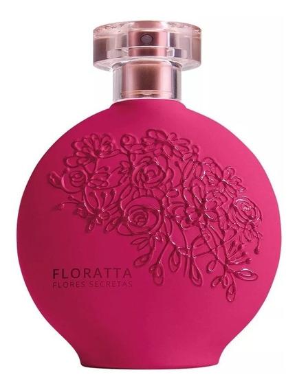 Floratta Flores Secretas Deo-colônia 75 Ml Envio Imediato