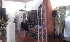 Alquiler De Sonido Profesional, Dsplay, Dj, Iluminación