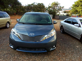 Toyota Sienna Xle/limited 2014 Full