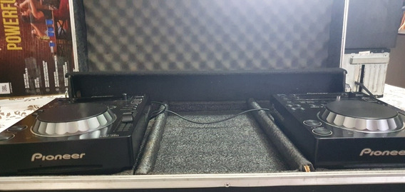 Hard Case Para Cdj E Mix Pioneer 350 77cm/46cm/16cm