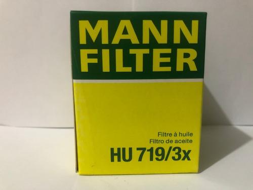 Filtro Aceite Hu 719/3x  (mann Filter)