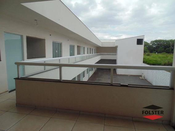 Loft Com 1 Dormitório Para Alugar, 34 M² Por R$ 850,00/mês - Residencial Dona Margarida - Santa Bárbara D