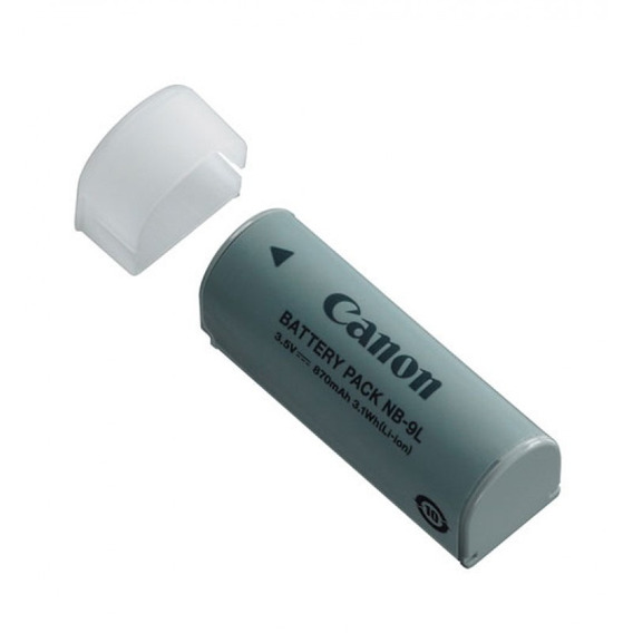 Bateria Recarregável Lítio Powershot Nb9l Canon