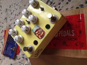 Pedal Jhs Sweet Tea V2 Edicão Limitada