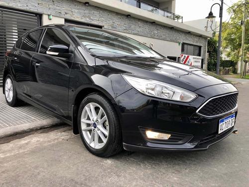 Ford Focus Iii 1.6 S 5 Puertas - Año 2018 - 47.000 Kms